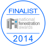 National Fenestration Awards - Best Aluminium Company 2014 - Finalist