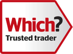 Which? Trusted Trader since 2014